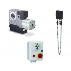 FAAC 541 3PH KIT комплект автоматики для секционных ворот 109549