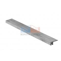 Came AS 25-3 Планка с горизонтальной фиксацией для крепления щетки длина 3м (арт. 1700996)