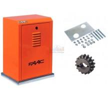 FAAC 884 MC комплект автоматики для откатных ворот 109885