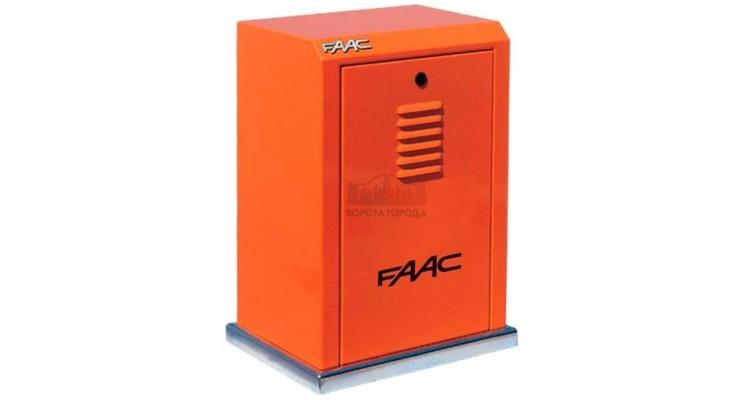 FAAC 884 MC привод для откатных ворот 109885