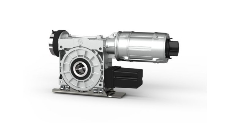 GFA SI 75.15-55,00 с блоком управления WS900 автоматика для секционных ворот