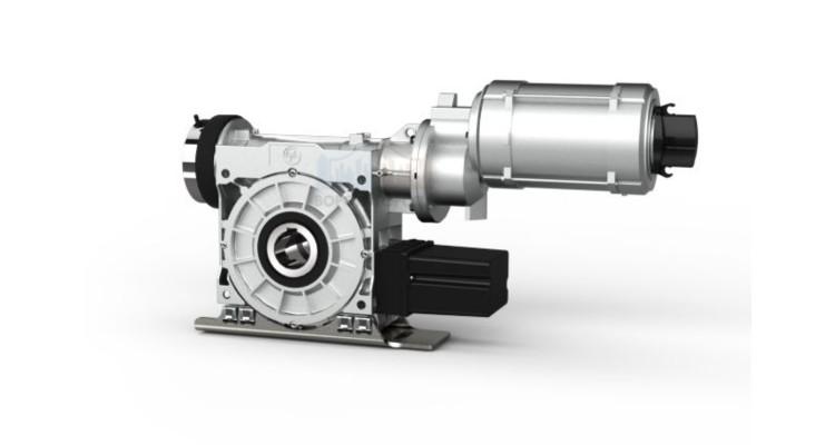 GFA SI 140.7-55,00 с блоком управления WS900 автоматика для секционных ворот