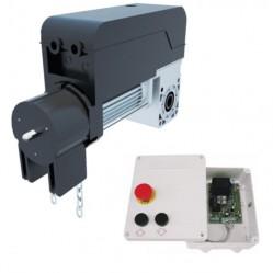 Привод для секционных промышленных ворот PEGASO BCJA 230 V BFT с блоком управления RS925203 00006