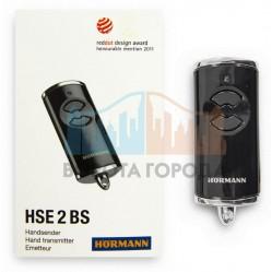 Пульт Hormann HSE2-868-BS глянцевый черный (436770)