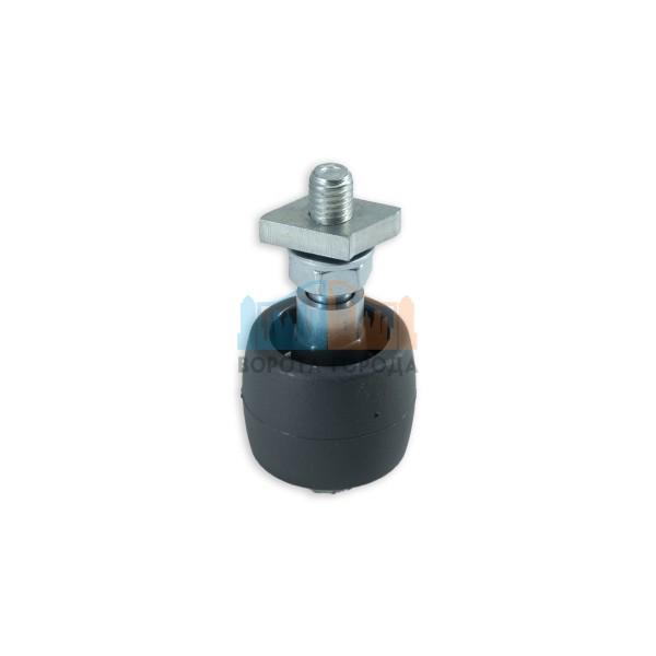 Ролик резиновый Ролтэк с набором крепежа (стандарт) (арт. 040)