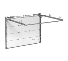 Гаражные секционные ворота Alutech Trend 1750х2625 мм