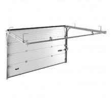 Гаражные секционные ворота Doorhan RSD01 2100х2100 мм