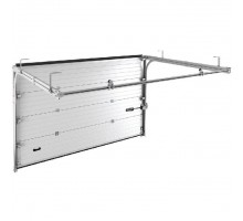 Гаражные секционные ворота Doorhan RSD01 2100х2700 мм