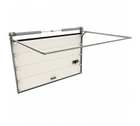 Гаражные секционные ворота Doorhan RSD02 4200х2200 мм