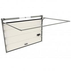 Гаражные секционные ворота Doorhan RSD02 3400х2600 мм