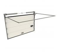 Гаражные секционные ворота Doorhan RSD02 4200х2900 мм