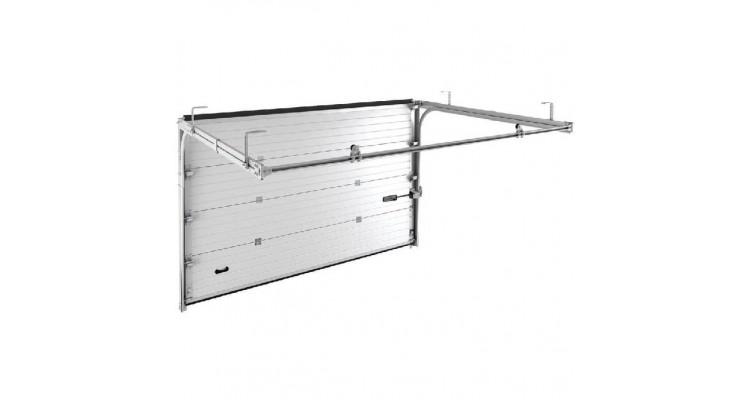 Гаражные секционные ворота Doorhan RSD01 2800х2000 мм