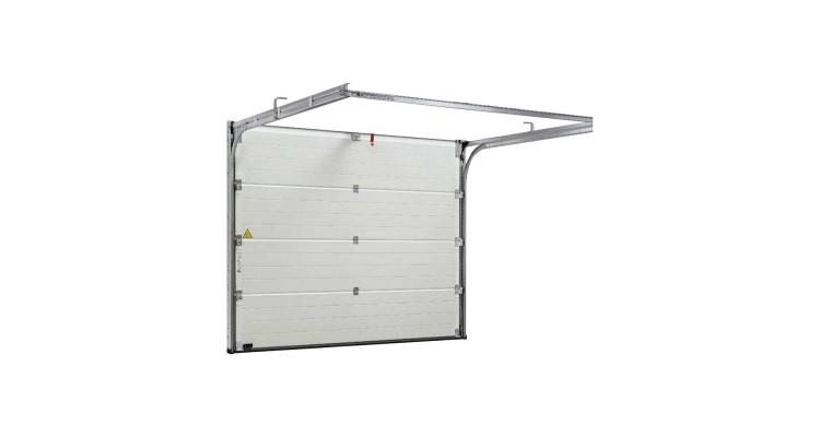 Гаражные секционные ворота Hormann LPU40 2500х1875 мм