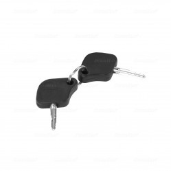 Ключ замка крышки корпуса Barrier N BRN-6