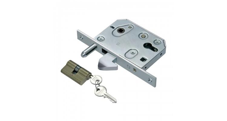 Fratelli Comunello замок-крюк для откатных ворот без автоматики (215-60)