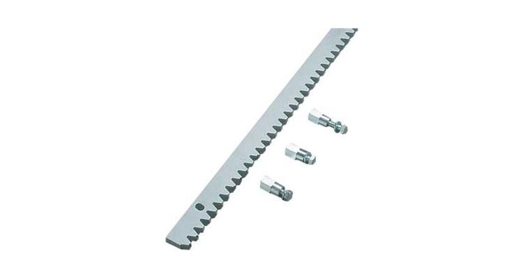 BFT CVZ-S рейка зубчатая 30x8 мм 1 метр